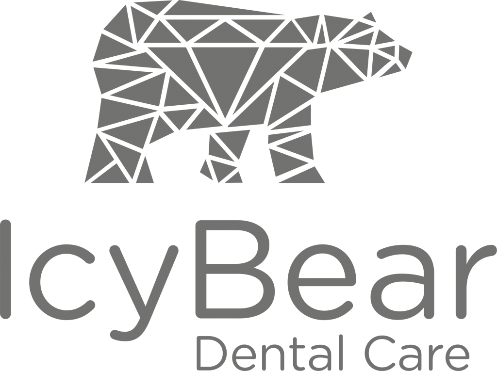 Icy Bear Dental Care Logo