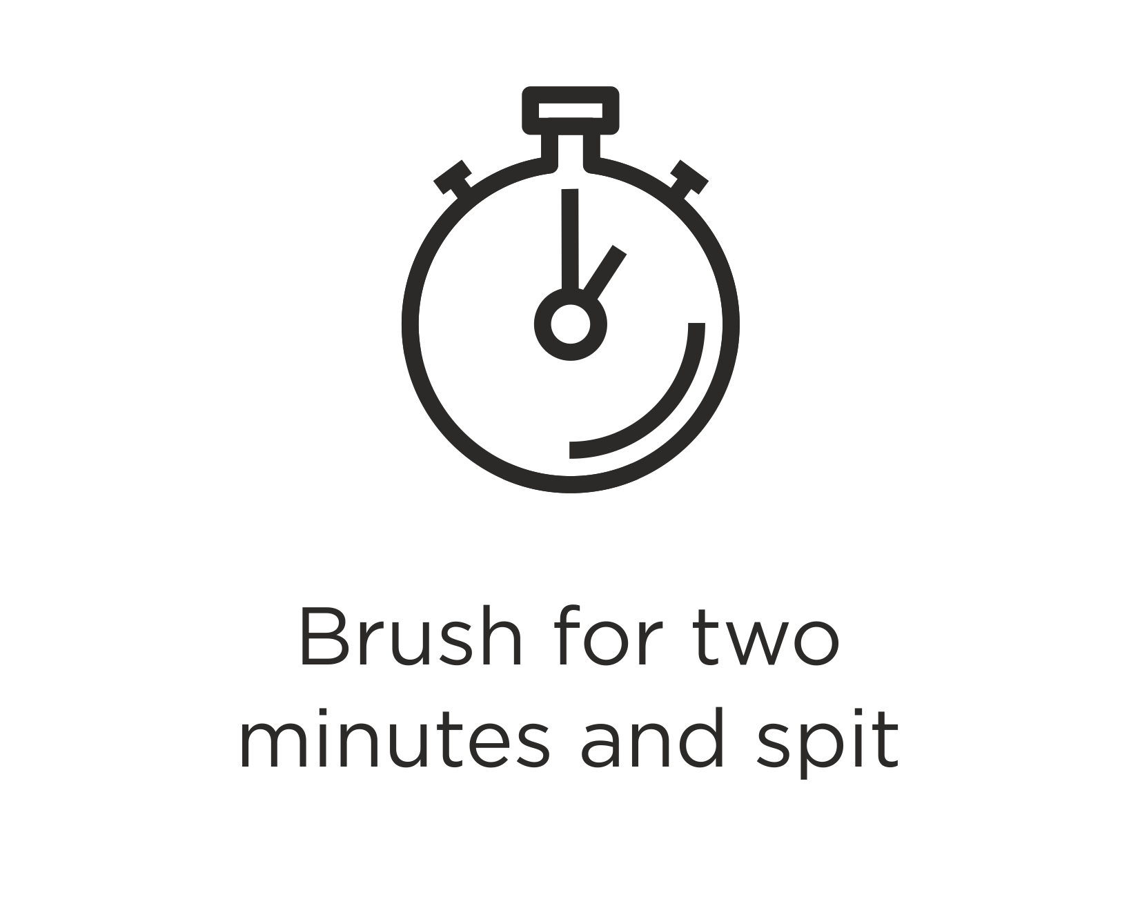 ICY BEAR Dental Care - Toothbrush Timer