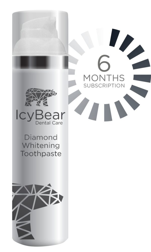 Icy Bear Whitening Toothpaste