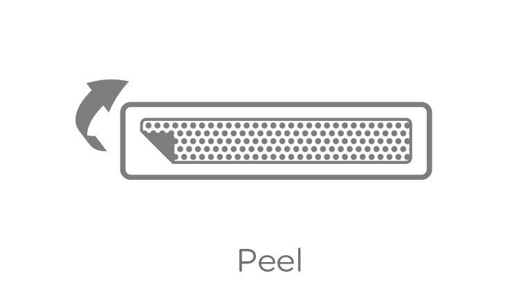 Peel Teeth Whitening Strip