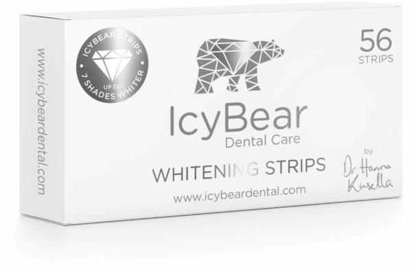 Icy Bear Whitening Strips
