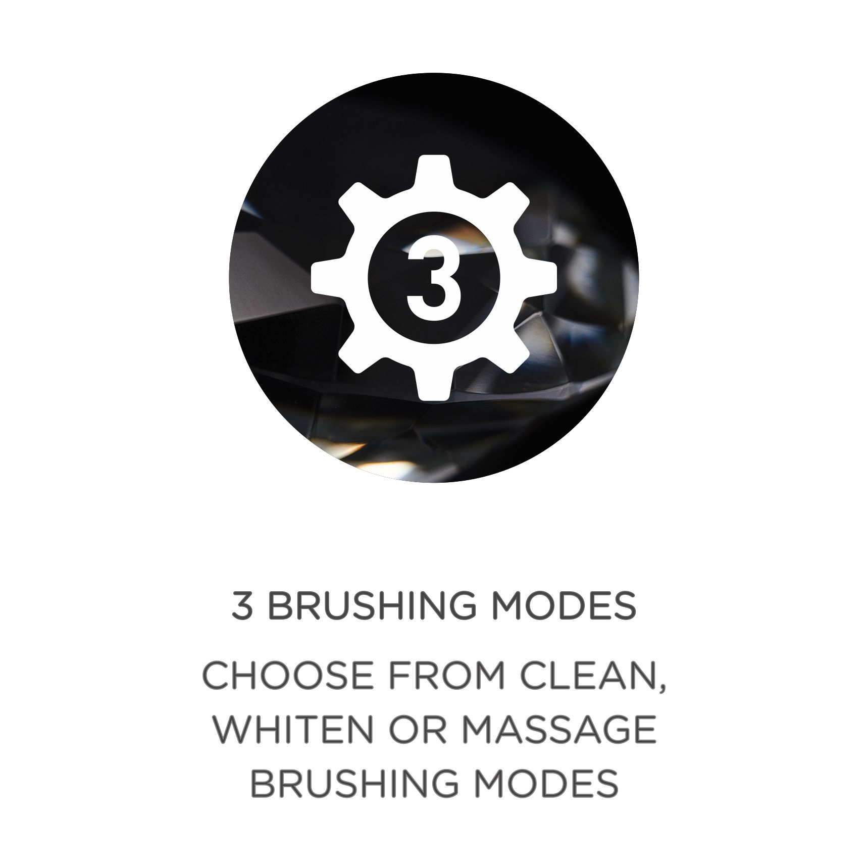 Toothbrush Cog Icon
