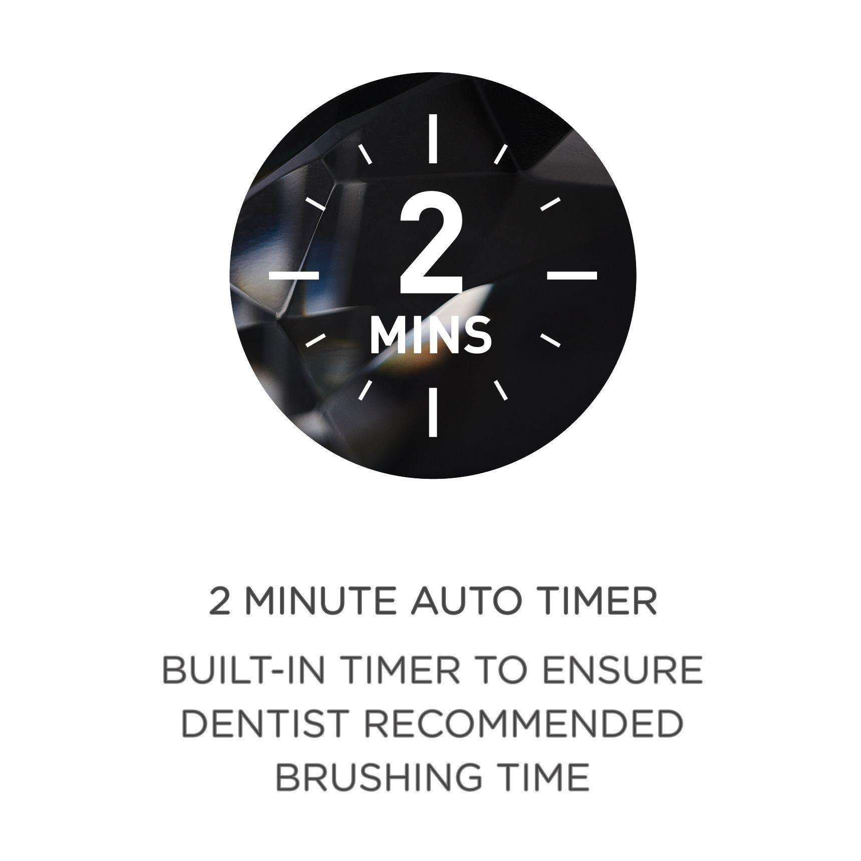 Toothbrush 2 min Timer Icon