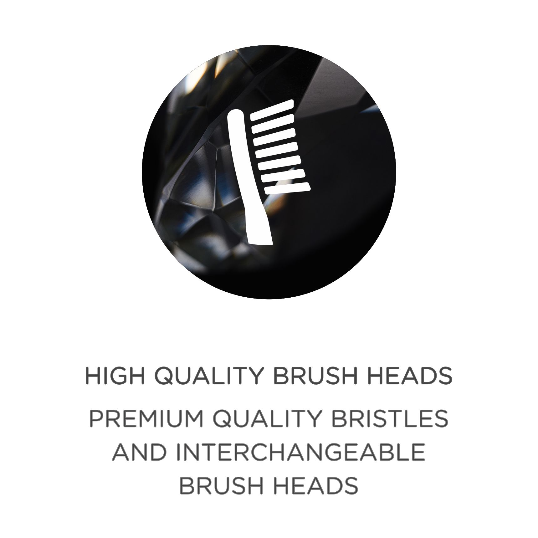 Icy Bear Toothbrush Bristle Icon