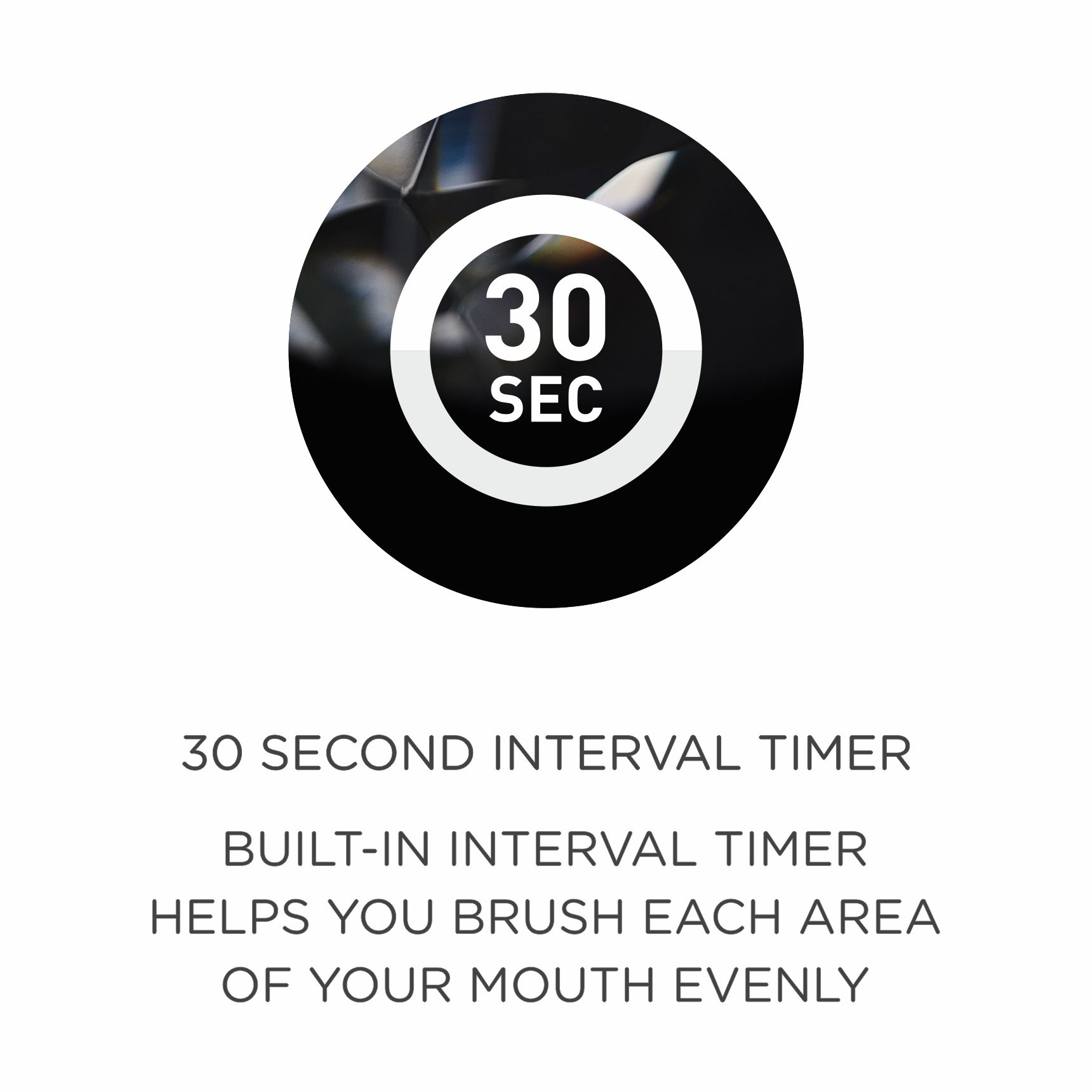 Toothbrush 30 Sec Timer Icon